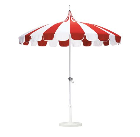 patio umbrellas for sale 8 5 pagoda patio umbrella sunbrella
