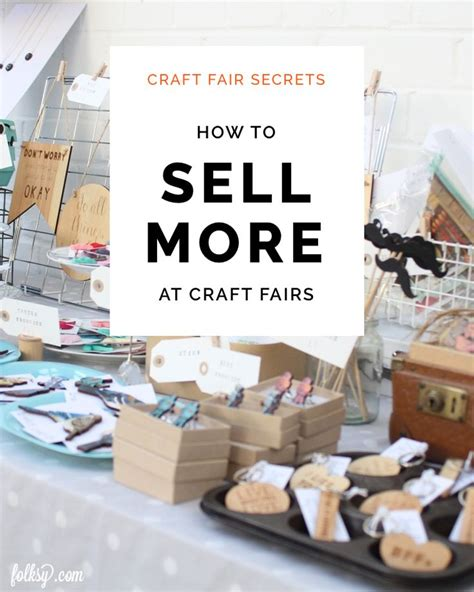 craft ideas for to sell 25 best craft fair displays ideas on