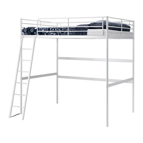 loft bed frames troms 214 loft bed frame ikea