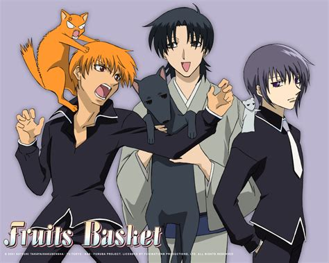 fruits basket fruits basket computer wallpapers desktop backgrounds