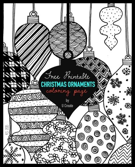 sheet ornaments 21 printable coloring pages