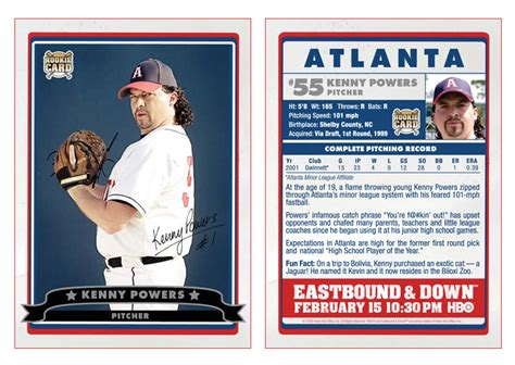 do they still make baseball cards another tv reminder eastbound episode