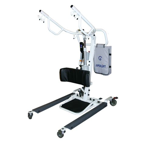 changeable rubber sts bariatric patient hoist electric lift lumex easy lift