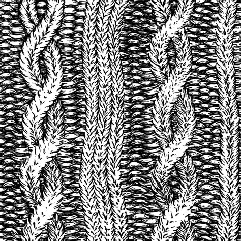 knitting drawing cable knit archives chris o neal