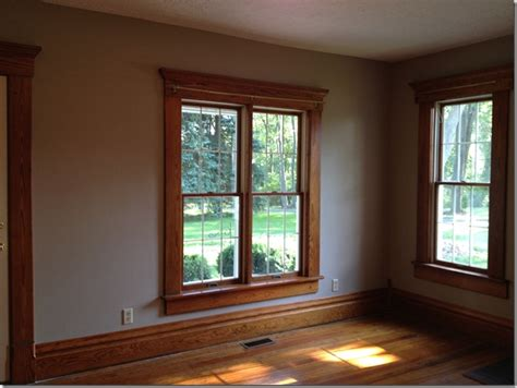 paint colors with wood trim vintage restyled painting the house