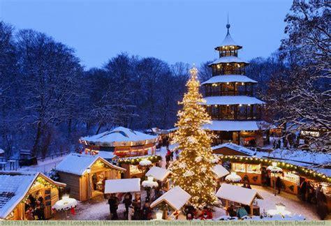 Englischer Garten München Hirschgarten by Weihnachtsmarkt Am Chinesischen Turm Englischer Garten