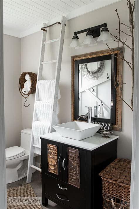 Diy Bathroom Flooring Ideas rustic farmhouse bathroom ideas hative