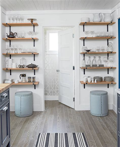 kitchen cabinet shelving ideas open kitchen shelves farmhouse style intentional hospitality