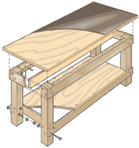 basic woodworking plans diy building a basic workbench