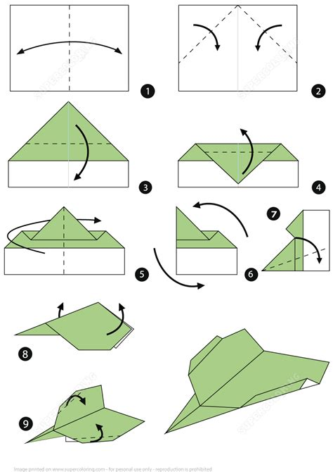 how to make origami paper plane how to make an origami paper plane step by step