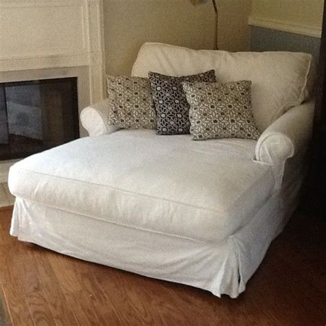 white cotton slipcovers for sofas details about potterybarn sofa u chaise chair