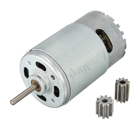 12v Electric Motor by 18000 30000rpm Electric Motor Gear For Ride On Bike