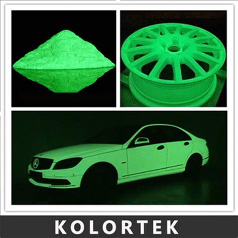 glow in the auto paint powder photoluminescent pigment luminous powder glow in the