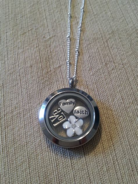 origami owl medium silver locket 17 best images about origami owl on white