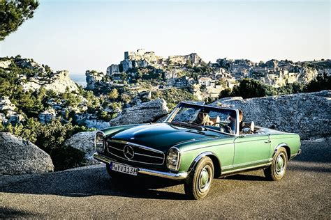Mercedes Classic Cars by Mercedes Classic Car Travel Uncrate