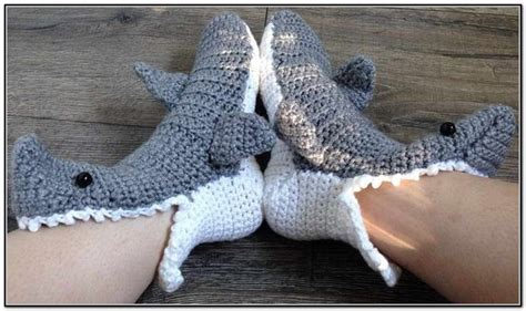 knitted shark booties 17 best images about crochet on free