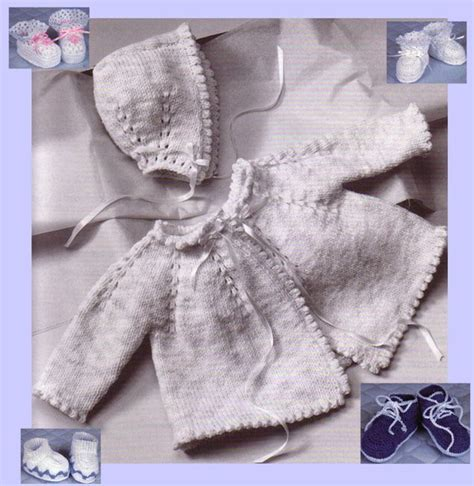 baby layette knitting patterns free baby layette knit crochet patterns crochet patterns