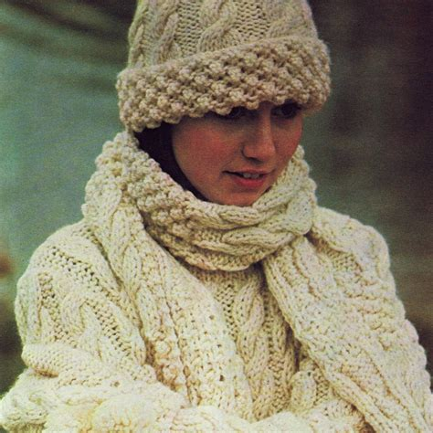 knitting patterns pdf free scarf and hat knitting patterns crochet and knit