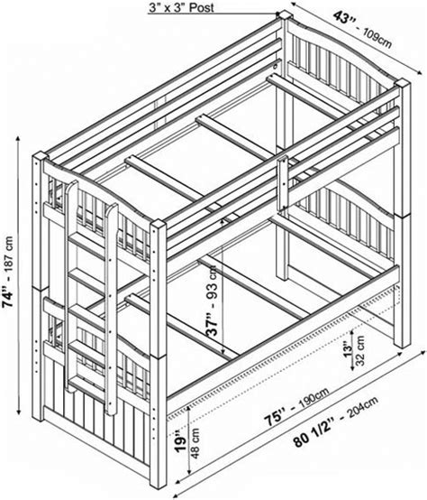 dimensions of bunk beds bunk bed dimensions glamorous bunk bed dimensions