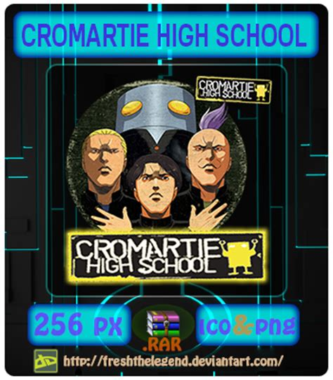 cromartie high school cromartie high school folder icon by freshthelegend on