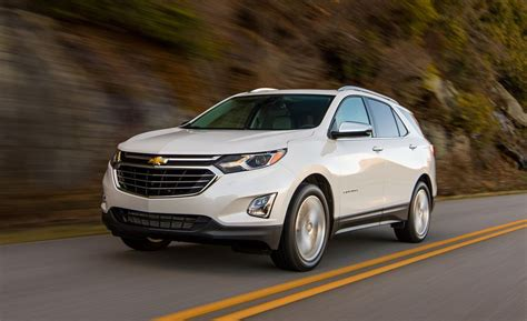 2009 Chevy Equinox Review by 2018 Chevrolet Equinox Drive Review Car And Driver