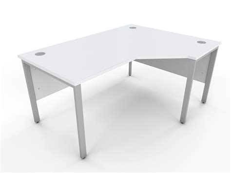 white corner desk uk white corner desk icarus office furniture