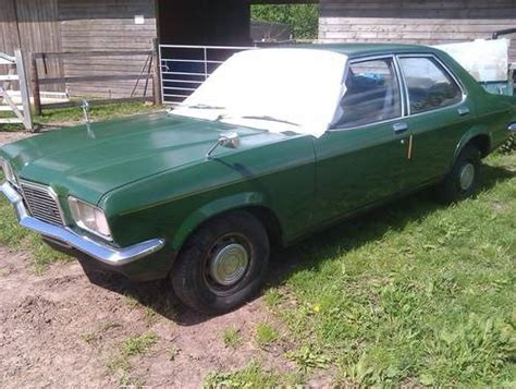 for sale vauxhall victor fe 2300 manual 1972