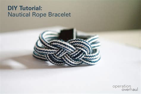 how to make rope jewelry 15 stylish and easy to make bracelets