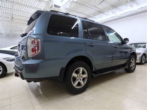 2006 Honda Pilot Mpg by 2006 Used Honda Pilot 4wd Ex L Automatic With Navi At