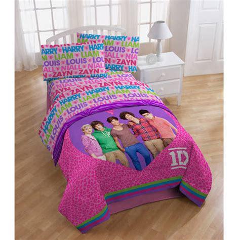 one direction bedding sheet set walmart