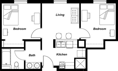house layout design residential floor plans home design ideas with sle garage plan picture home design