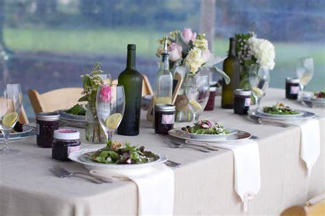 simple wedding reception centerpieces outdoor real wedding simple reception centerpieces