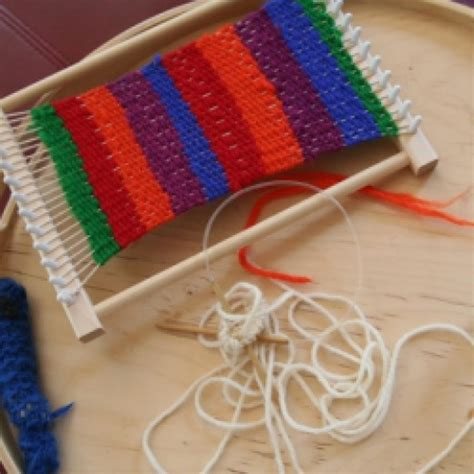 craft loops projects weaving tutorials for beginners loom techniques