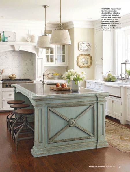 paint kitchen island eye for design decorate your kitchen with two tone cabinets