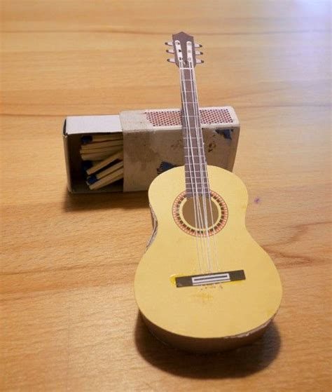 paper guitar craft 17 best images about papercraft on models