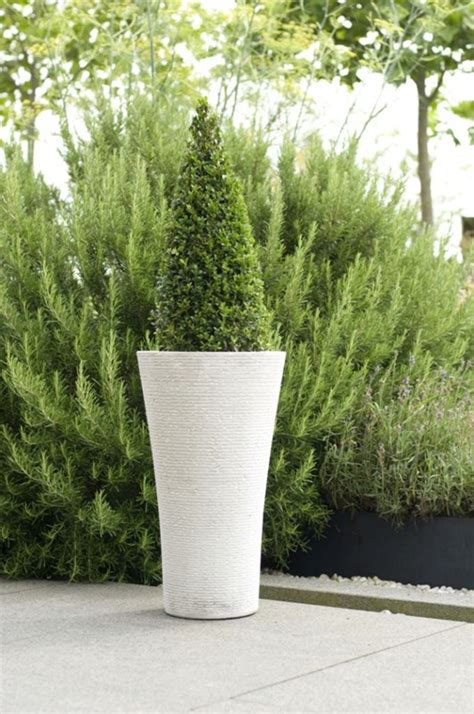 large garden planter plant pot flower pot garden urn white plant pot ebay