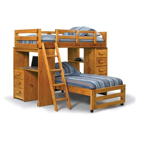 bunk bed with stairs and desk bunk beds with desk and stairs bunk bed