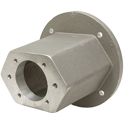 Electric Motor Mount by Sae B 2 Or 4 Bolt To 284tc 286tc Electric Motor To