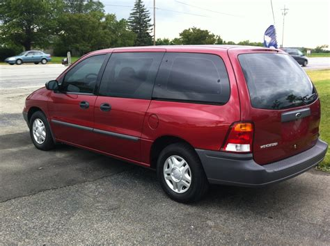 99 Ford Windstar by 1999 Ford Windstar Image 8