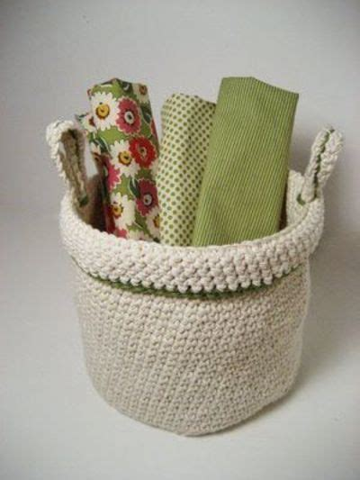how to knit basket great free crochet basket pattern knits and kits
