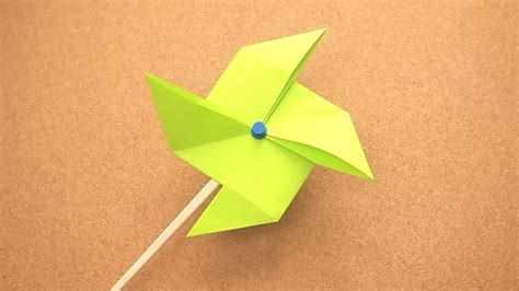 how to make origami pinwheel how to make an origami pinwheel 11 steps with pictures