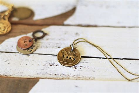 Mementos And Jewelry With Coins