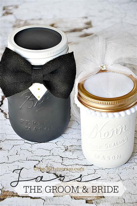 wedding crafts for jar crafts groom the 36th avenue