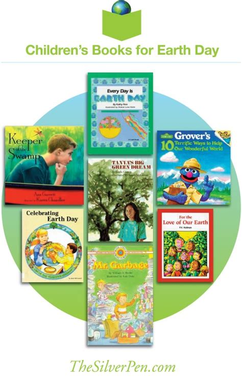 earth day picture books teaching children about earth day