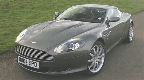 road test of the 2005 aston martin db9 full authoritative test of the 2005 aston martin db9
