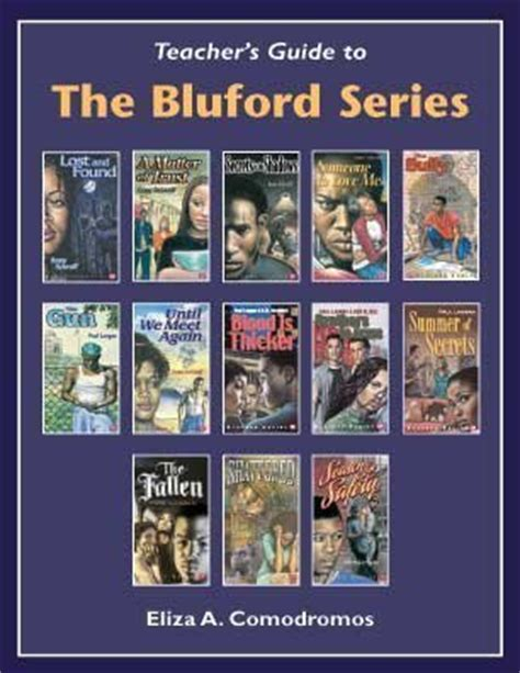 read series s guide to the bluford series by eliza a