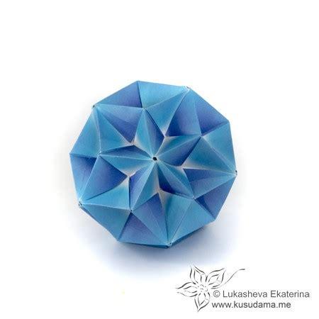 why was origami invented kusudama me modular origami stellar unit