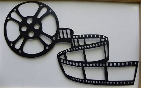 home theater decorations accessories reel metal wall home theater decor by