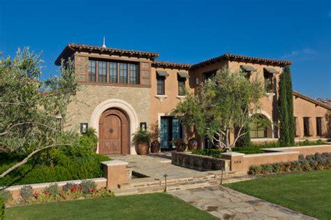Multi Family Home Floor Plans tuscan architecture mediterranean exterior orange