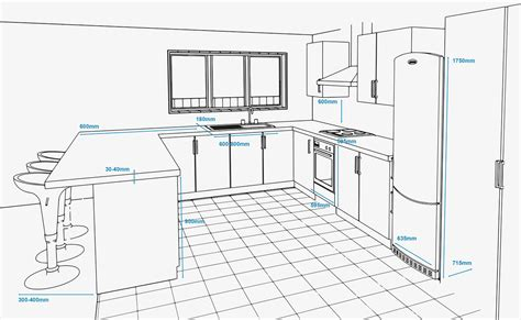 typical kitchen island dimensions key measurements for a kitchen renovation refresh
